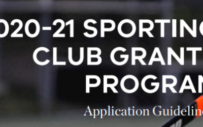 Sporting Clubs In Victoria Encouraged To Apply For Grants