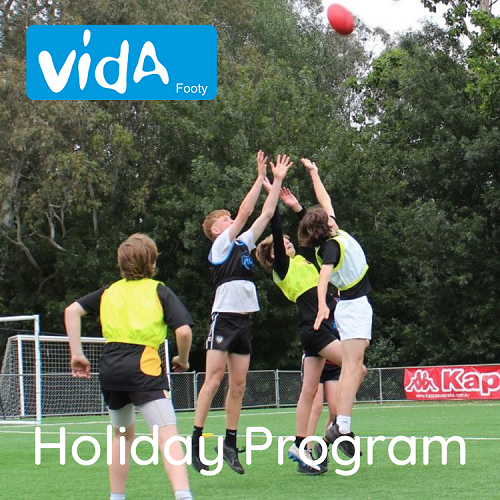 Campbell Brown at a Vida Holiday Camp
